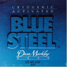 Струны для бас-гитары Dean Markley 2672 Bluesteel Bass Lt4 45-100