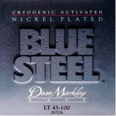 Струны для бас-гитары Dean Markley 2672A Bluesteel Bass NPS Lt4 45-100