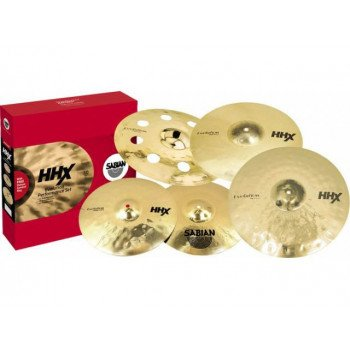 Sabian HHX Evolution Promotional Set
