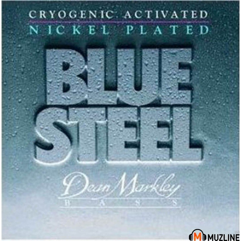 Струны для бас-гитары Dean Markley 2678A Bluesteel Bass NPS Lt5 45-125