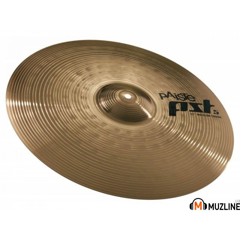 Crash Paiste PST5 Medium Crash 17""