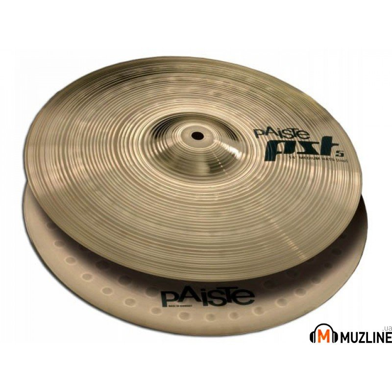 Paiste PST5 Medium Hi-Hat 14""