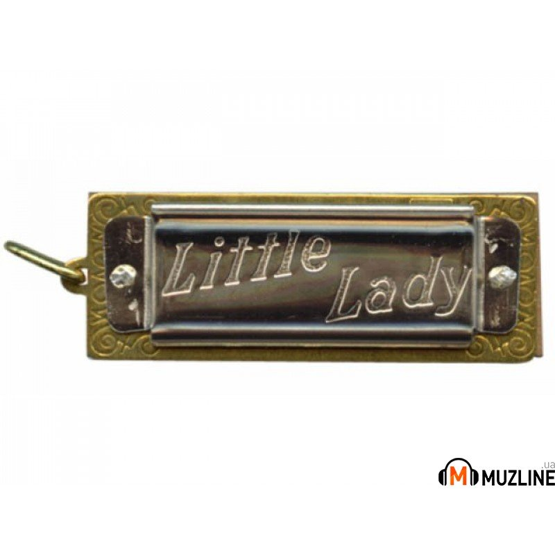 Губная гармошка Hohner Little Lady Кулон