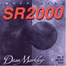 Струны для бас-гитары Dean Markley 2693 SR2000 ML5 46-125