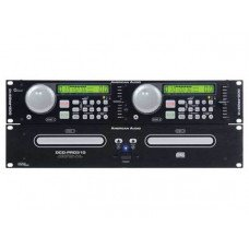 Проигрыватель CD/DVD/MD American Audio DCD-PRO310