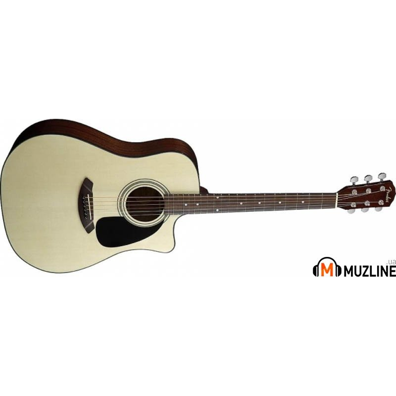 Электроакустическая гитара Fender CD-60CE NAT DS
