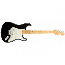 Электрогитара Fender American Deluxe Stratocaster V Neck BLK