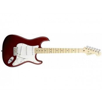 Электрогитара Fender American Standard Stratocaster CANDY COLA RED