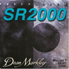 Струны для бас-гитары Dean Markley 2698C SR2000 MC7 22-127