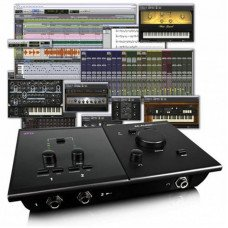 USB звуковая карта M-Audio Pro Tools MP + Fast Track C400