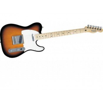Электрогитара Fender Standard Telecaster Brown Sunburst
