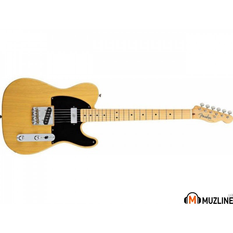 Электрогитара Fender Vintage Hot Rod '52 Telecaster MN Butterscotch Blonde