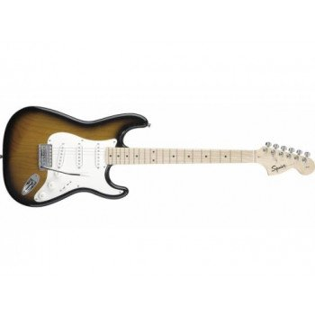 Электрогитара Fender Squier Affinity Stratocaster Brown Sunburst