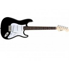 Электрогитара Fender Squier Bullet Stratocaster With Trem RW Black