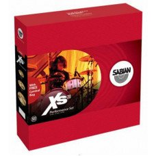 Sabian XS20 Performance Set Brilliant