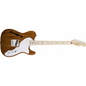 Электрогитара Fender Squier Classic Vibe Telecaster Thinline MN NATURAL