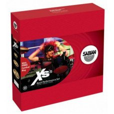 Sabian XS20 Rock Performance Set