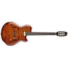 Электроакустическая гитара Godin Multiac Jazz (SA) Light Burst with Case