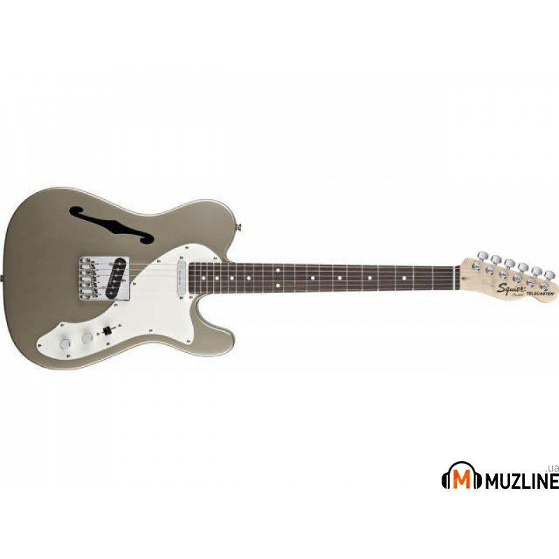 Электрогитара Fender Squier Vintage Modified Telecaster Thinline Shoreline Gold