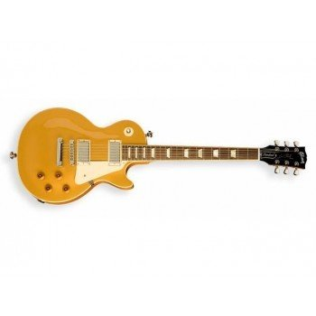 Электрогитара Gibson Les Paul Standard 2008 Solid Finish Gold Top