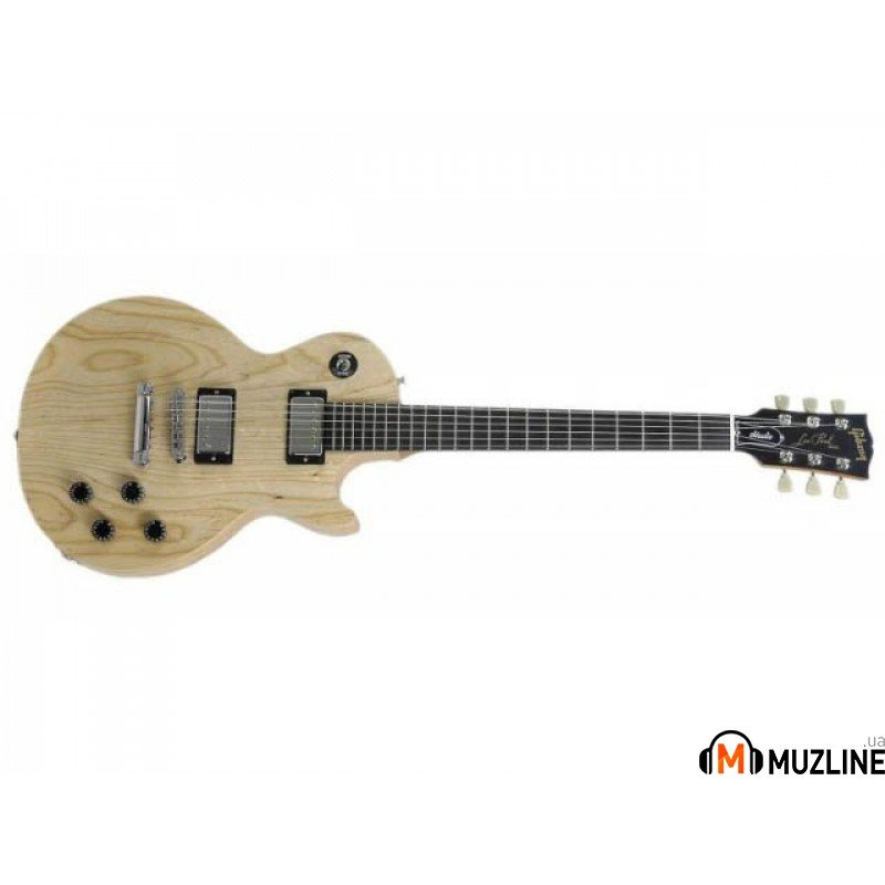 Электрогитара Gibson Les Paul Studio Swamp ASH NS CH