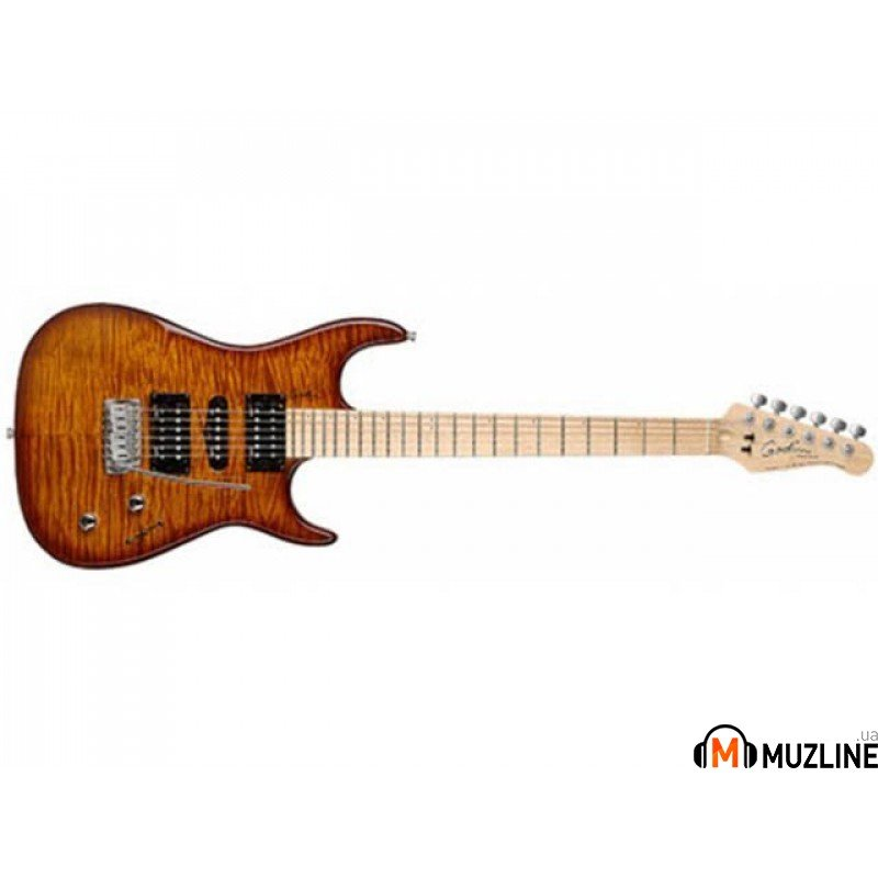 Электрогитара Godin Freeway Classic Light Burst Flame MN W/Bag
