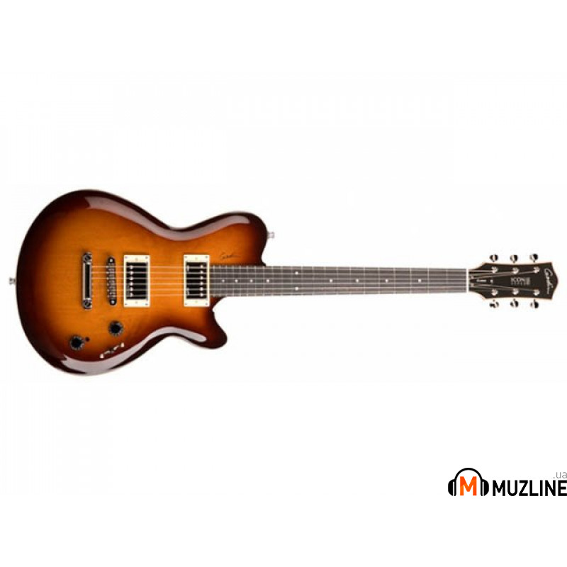 Электрогитара Godin Icon Type 2 Classic Sunburst HG with Bag