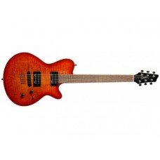 Электрогитара Godin LG Trans Red HB with Bag