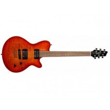 Электрогитара Godin LG HB Cherry Burst Flame with Bag