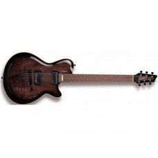 Электрогитара Godin LG Signature Trans Black Flame AAA W/Bag
