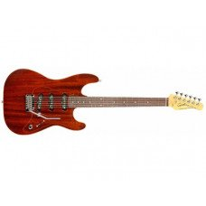 Электрогитара Godin Passion RG3 Natural Mahogany RN with Tour Case