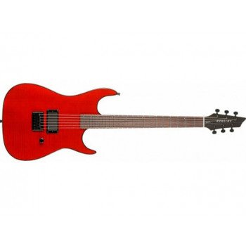 Электрогитара Godin Redline 1 Trans Red Flame with Bag