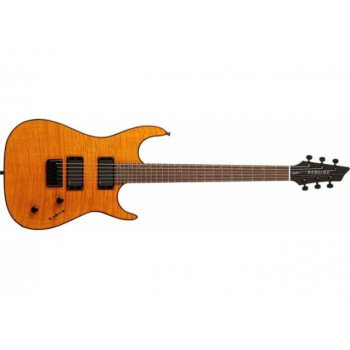 Электрогитара Godin Redline 2 Trans Amber Flame RN with Bag