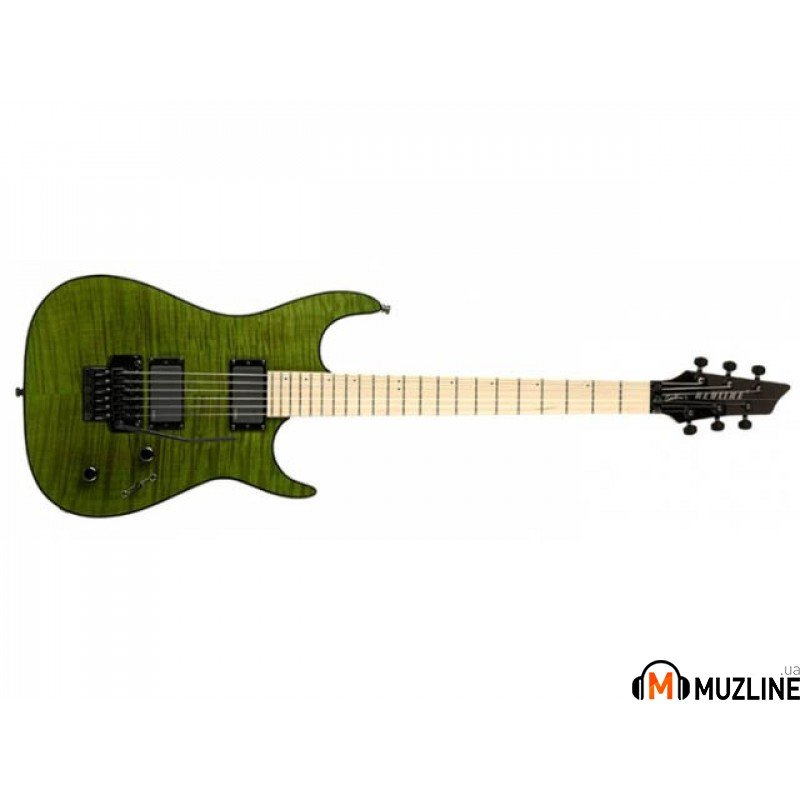 Электрогитара Godin Redline 3 Trans Green Flame HG MN with Bag