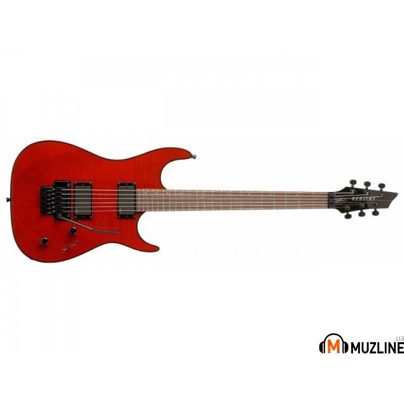 Электрогитара Godin Redline 3 Trans Red Flame HG RN with Bag