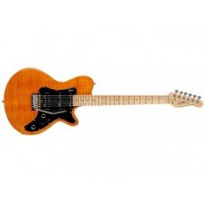 Электрогитара Godin SD Trans Amber Flame MN with Bag