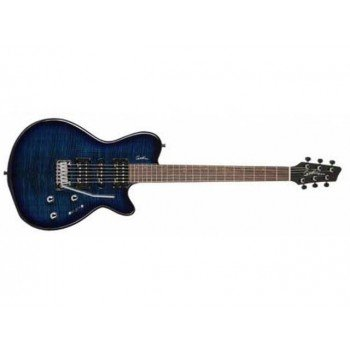 Электрогитара Godin Solidac Trans Blue Quilted w/bag