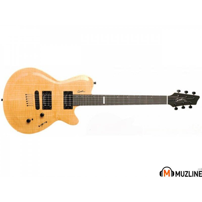 Электрогитара Godin Summit CT Natural Flame with Bag