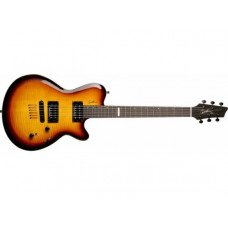 Электрогитара Godin Summit CT Sunburst Flame with Bag