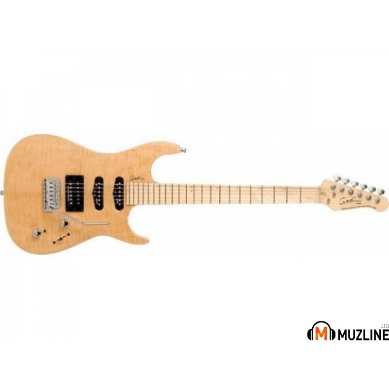 Электрогитара Godin Velocity H.D.R. Natural Flame MN with Bag