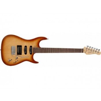 Электрогитара Godin Velocity H.D.R. Natural Burst Flame RN with Bag