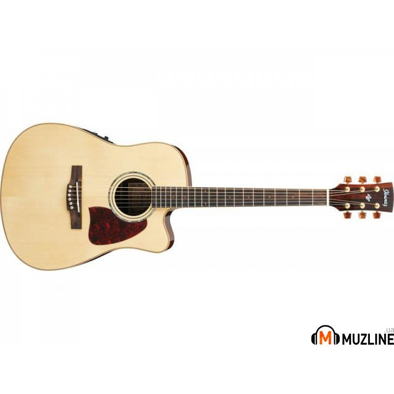Электроакустическая гитара Ibanez AW30ECE Natural