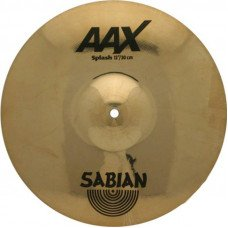 "Sabian 12"" AAX Splash Brilliant"
