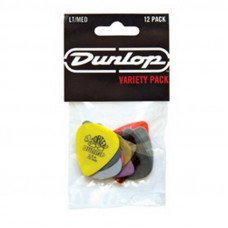 Dunlop PVP101 Pick Variety Pack Light-Medium