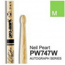 Барабанные палочки Promark PW747W Japanese White Oak 747 Neil Peart