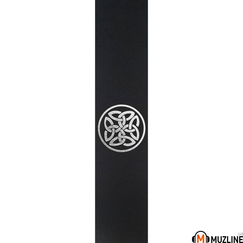 Planet Waves PW25LCELT Icon Collection Guitar Strap, Celtic Knot
