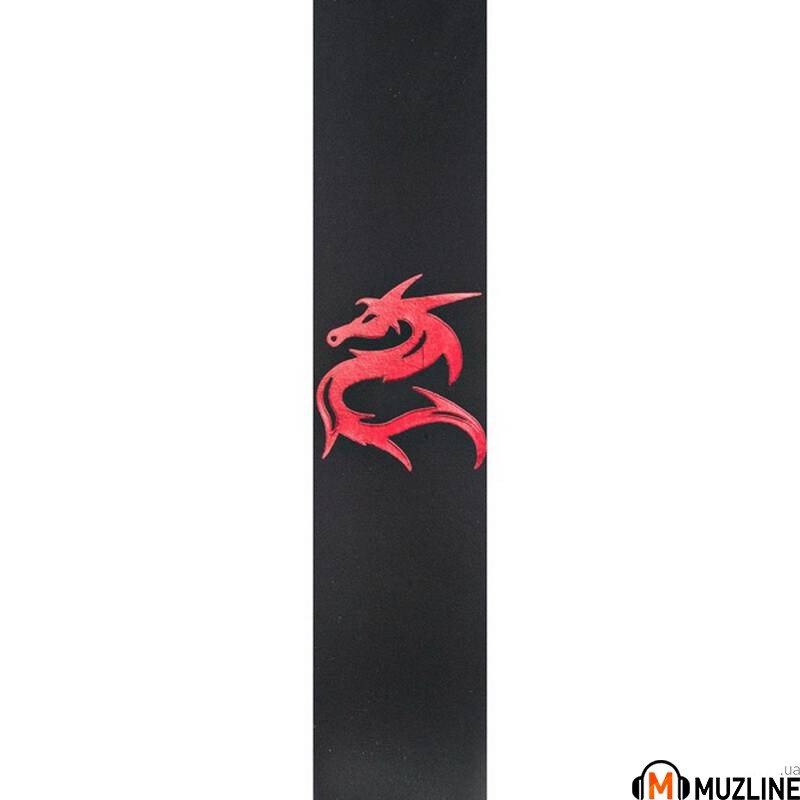 Planet Waves PW25LDRG Icon Collection Guitar Strap, Dragon