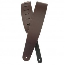Planet Waves PW25L01DX Classic Leather Guitar Strap, Brown
