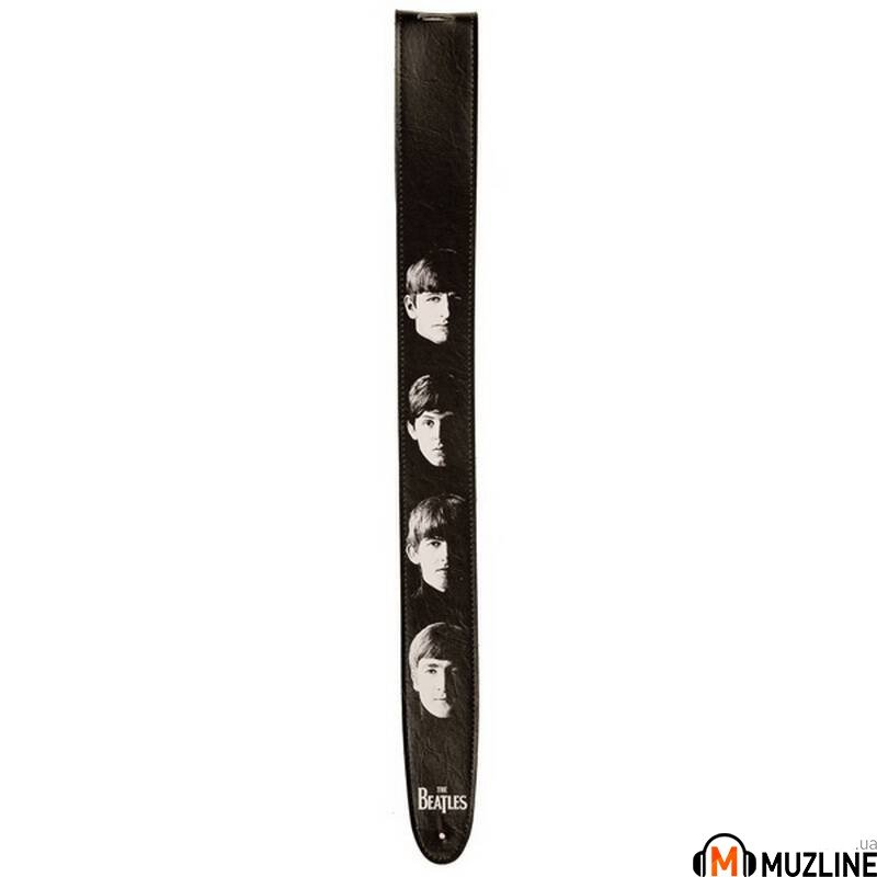 Planet Waves PW25LB01 Beatles Guitar Strap, Meet The Beatles