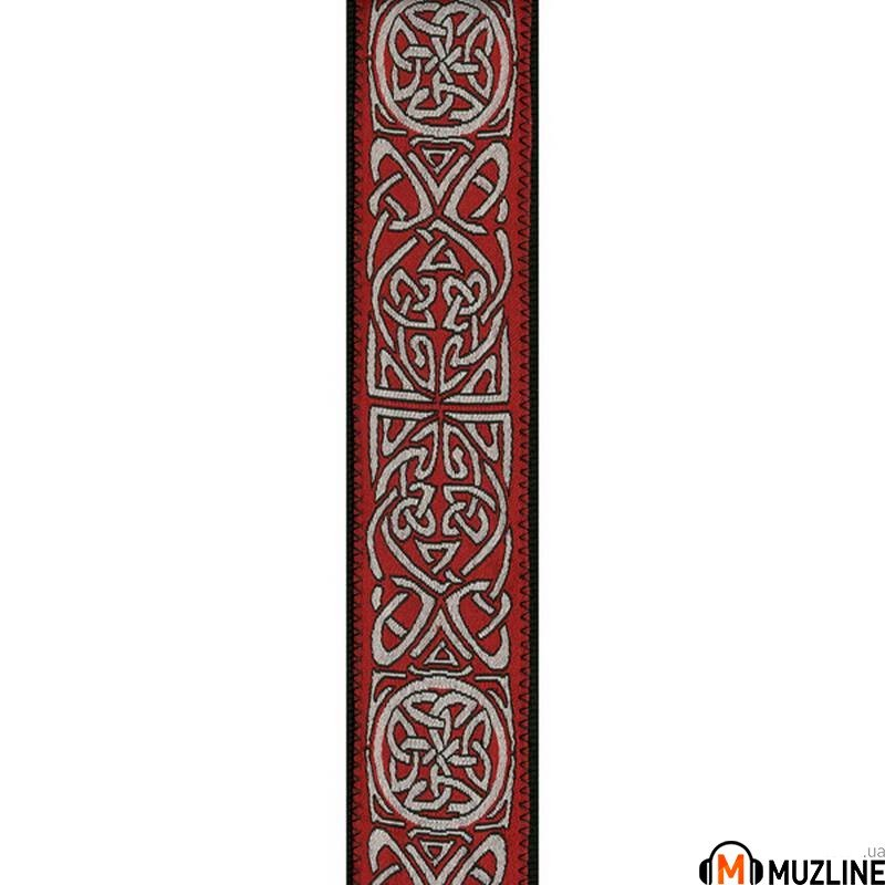 Planet Waves PW50A07 Woven Guitar Strap, Celtic